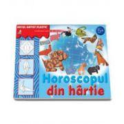 Horoscopul din hartie. Activitati pentru copiii de la 5 la 9 ani (Micul artist plastic)