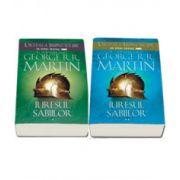 Seria - Cantec de gheata si foc. Iuresul sabiilor, Volumul III (Editie, paperback in 2 Volume)