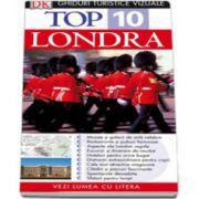 Top 10. LONDRA - Ghid turistic vizual, Editia a IV-a