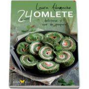 Laura Adamache, Omlete -24 de retete delicioase si usor de preparat