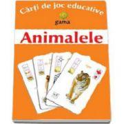 Animalele (Carti de joc educative)
