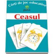 Ceasul (Carti de joc educative)