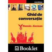 Ghid de conversatie Roman-German (Nivel de limba: intermediar)