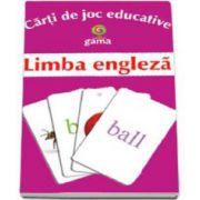 Limba engleza (Carti de joc educative)