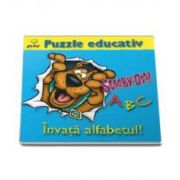 Scooby-Doo - Invata Alfabetul (Puzzle Educativ)