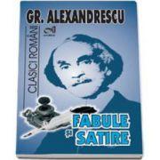 Fabule si satire - Grigore Alexandrescu