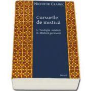 Nichifor Crainic, Cursurile de mistica. Teologie mistica - Mistica germana