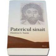 Dimitios Tsamis, Patericul sinait - Editia a II-a