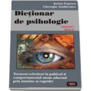 Dictionar de psihologie vol. 1
