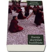 Esenta doctrinei buddhiste