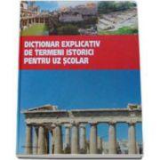 Liviu Lazar, Dictionar explicativ de termeni istorici pentru uz scolar