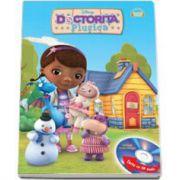 Doctorita Plusica (Carte + CD)
