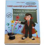 Culegere de matematica 1000 exercitii si probleme pentru clasa a II-a
