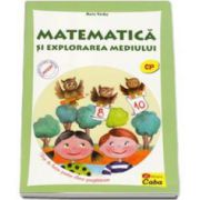 Matematica si explorarea mediului. Fise de lucru pentru clasa pregatitoare (Maria Verdes)