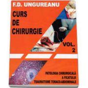Curs de chirurgie volumul II. Patologia chirurgicala a ficatului, traumatisme traco-abdominale