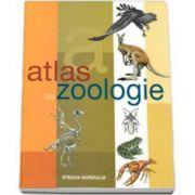 Atlas de Zoologie - Editie cu coperti, cartonate