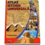 Atlas, istorie universala - Contine CD
