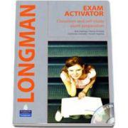 Exam Activator. Classroom and self-study exam preparation, with 2 audio CDs
