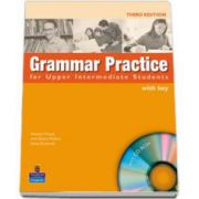 Grammar Practice for Upper-Intermediate Student Book with Key Pack - With CD-ROM