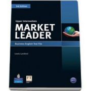 Market Leader 3rd edition Upper Intermediate Level Test File (Lewis Lansford)