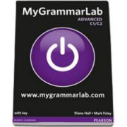 MyGrammarLab Advanced C1/C2, with Key and MyLab Pack