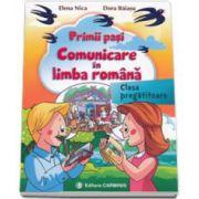 Elena Nica, Primii pasi. Comunicare in limba romana clasa pregatitoare