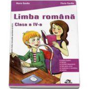 Limba romana culegere pentru clasa a IV-a
