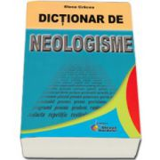 Elena Cracea, Dictionar de neologisme