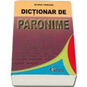 Cracea Elena, Dictionar de paronime