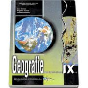 Geografie, manual pentru clasa a IX-a (Ioan Donisa, Angelica Donisa, Viorela Anastasiu)