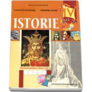 Istorie manual pentru clasa a IV-a (Valentin Balutoiu)