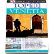 Ghid turistic vizual Venetia - Colectia Top 10 (Editia a III-a)