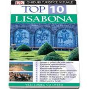Ghid turistic vizual Lisabona - Colectia Top 10 (Editia a III-a)