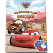 Disney, Povestirile lui Bucsa (Carte cu CD)