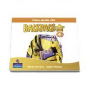 Backpack Gold 6 class audio CD (Mario Herrera)