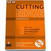 Cutting Edge Intermediate Teachers Book New Edition and Test Master CD-Rom Pack (Helen Barker)