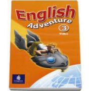 English Adventure Level 3 Video (Hearn Izabella)
