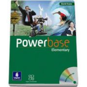 Powerbase Level 2 Course Book and Class CD Pack (David Evans)