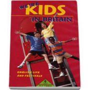 We re Kids in Britain Video Vhs Pal Version