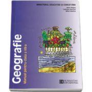 Manual de geografie pentru clasa a VIII-a (Silviu Negut)