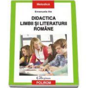Didactica limbii si literaturii romane (Emanuela Ilie)
