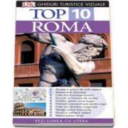 Ghid Turistic Vizual - Top 10. Roma (Editia a III-a)
