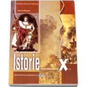 Valentin Balutoiu - Istorie, manual pentru clasa a X-a