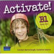 Activate! B1 Level Class CDs 1-2