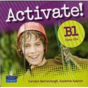 Activate! B1 Level Class CDs 1-2