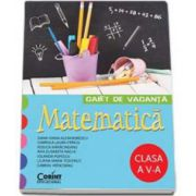 Matematica, caiet de vacanta pentru clasa a V-a