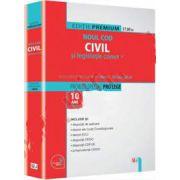 Noul Cod civil si legislatie conexa. Legislatie consolidata si INDEX - 20 iulie 2014. Editie PREMIUM