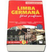 Germana fara profesor. Deutsch allein - Contine CD audio