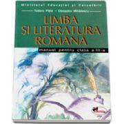 Limba si literatura romana manual pentru clasa a III-a - Tudora Pitila si Cleopatra Mihailescu
