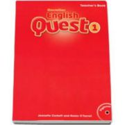 English Quest Level 1. Teachers Book - Digibook CD-Rom